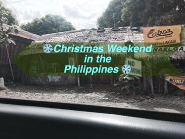Christmas Weekend in Boracay, Philippines!