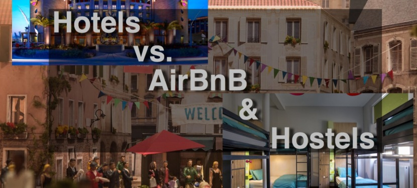 7 reasons why I will choose a hotel before staying in a hostel or renting an AirBnB!