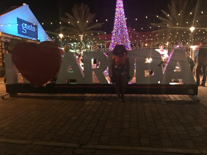 NYE 2018: Aruba