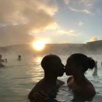 Iceland: Our Blue Lagoon Experience